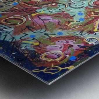 Mystic Carnival 2 Metal print