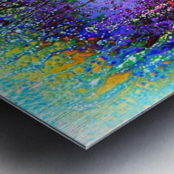 Bubbles Reimagined 61 Metal print