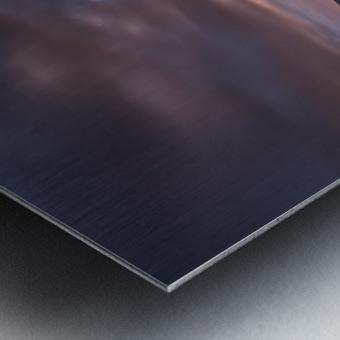 The Endless Sun Metal print