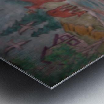 Dreamland Metal print