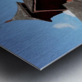 Cummington Bryant Barn Metal print
