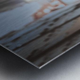 Les MisA©rables Metal print