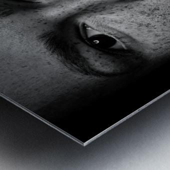 Romi Metal print