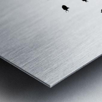Pied Piper of Hamelin Metal print