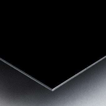 Lines of Light Metal print
