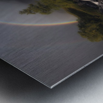 Etive Rainbow Metal print