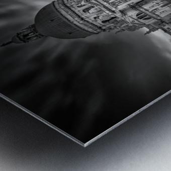 canale grande Metal print