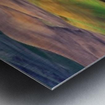 The Palouse Metal print