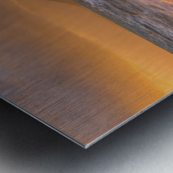 Camogli Metal print