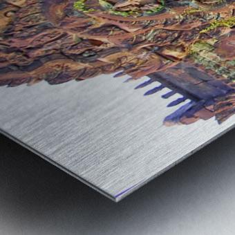 Cambodia28 Metal print