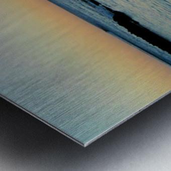 Sunset30 Metal print