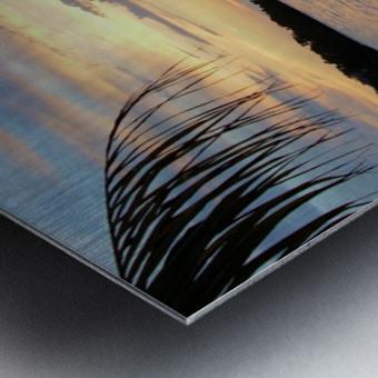 Sunset15 Metal print