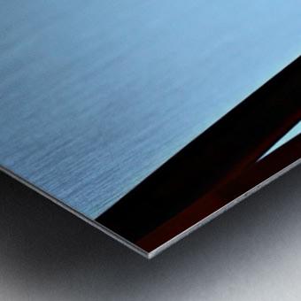 Balancing Metal print