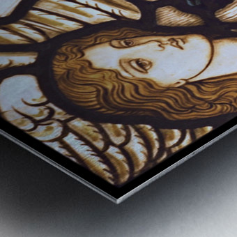 Edward Burne Jones 22 Metal print
