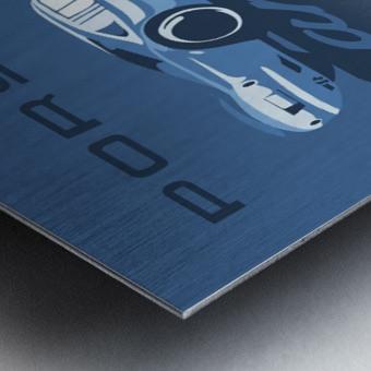 Carrera Metal print