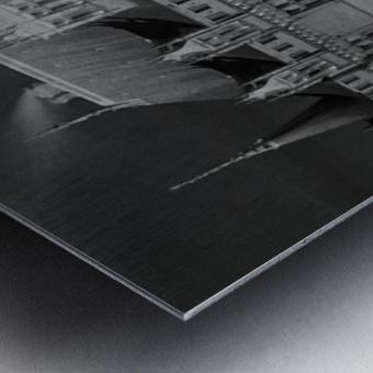 Azay le Rideau   Châteaux de la Loire  Metal print