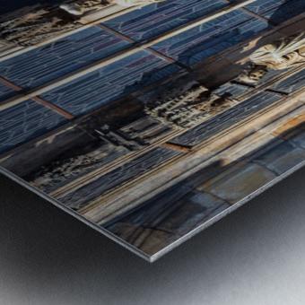 PRAGUE 07 Metal print
