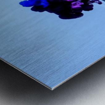 drizzles Metal print