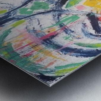 Kirstie II Metal print