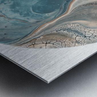 Tide Metal print
