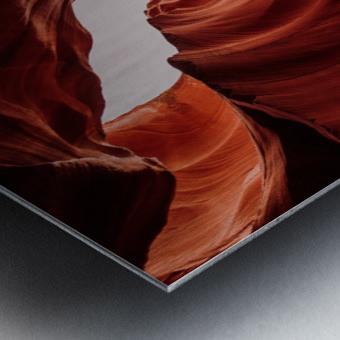 Antelope Canyon Impression metal