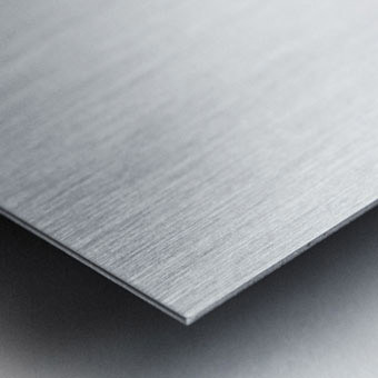United 2 Metal print