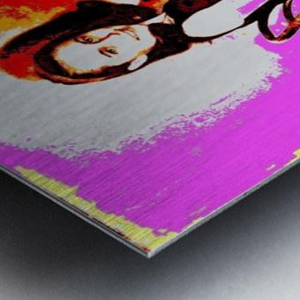 Pointed Toes - by Neil Gairn Adams Metal print