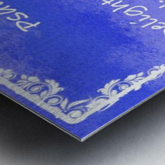 Psalm 37 4 9BL Metal print