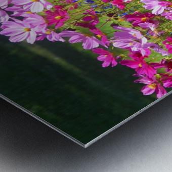 Alaskan Bouquet Metal print