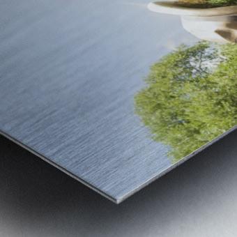 Yukons entry: The Prospector 1 Metal print