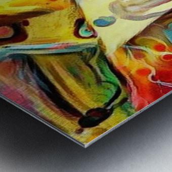 Piece of Mind Metal print
