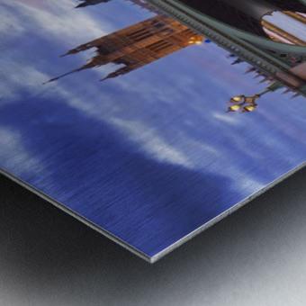 LON 005 Big Ben  Metal print