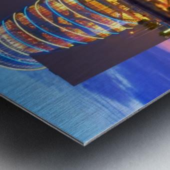 D 249 Convention Centre Metal print