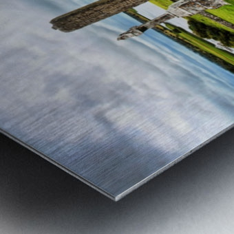 OY 002 Clonmacnoise Metal print
