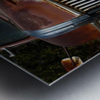 Ford Truck  Metal print