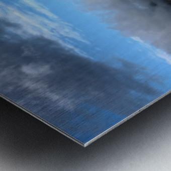 Glen Etive  Metal print