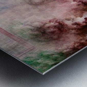 CONNEG HFAA Fractal Art Metal print