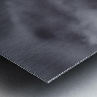 Illusion Metal print
