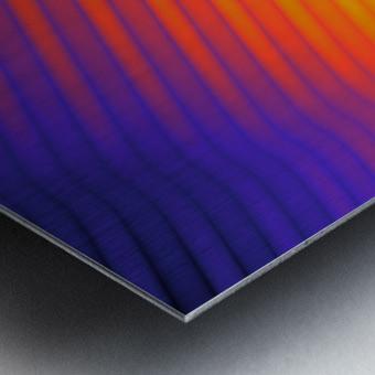 patterns shapes cool fun design (3) Metal print