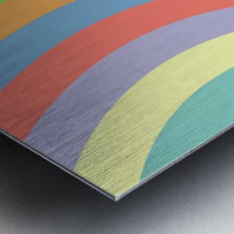 New Popular Beautiful Patterns Cool Design Best Abstract Art (93) Metal print