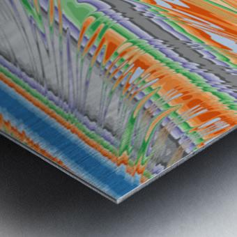 New Popular Beautiful Patterns Cool Design Best Abstract Art (83) Metal print