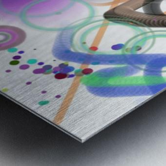 New Popular Beautiful Patterns Cool Design Best Abstract Art (9)_1557269366.5 Metal print
