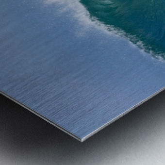 2017 RIO PRO Surf Competition Print Metal print