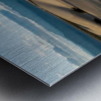 Stovepipe Metal print