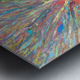 Painters World Metal print