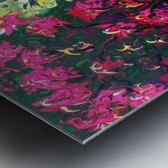 Glendale Gardens Victoria BC-Rodos Metal print