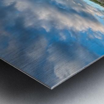 Goodenough Canyon Landscape Metal print