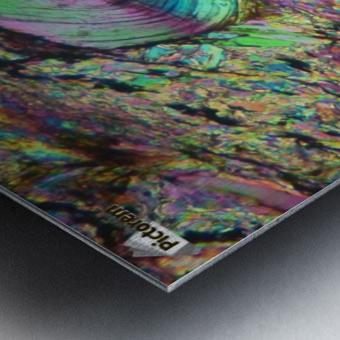 Twist Metal print