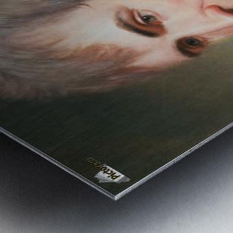 Lewis Metal print