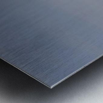 Pumpjack Oil Rig Metal print